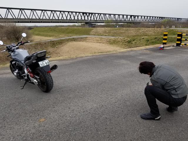 画像3: 現在発売中! 月刊オートバイ5月号のロングラン研究所は「CB1300 SUPER FOUR」です(大関さおり)