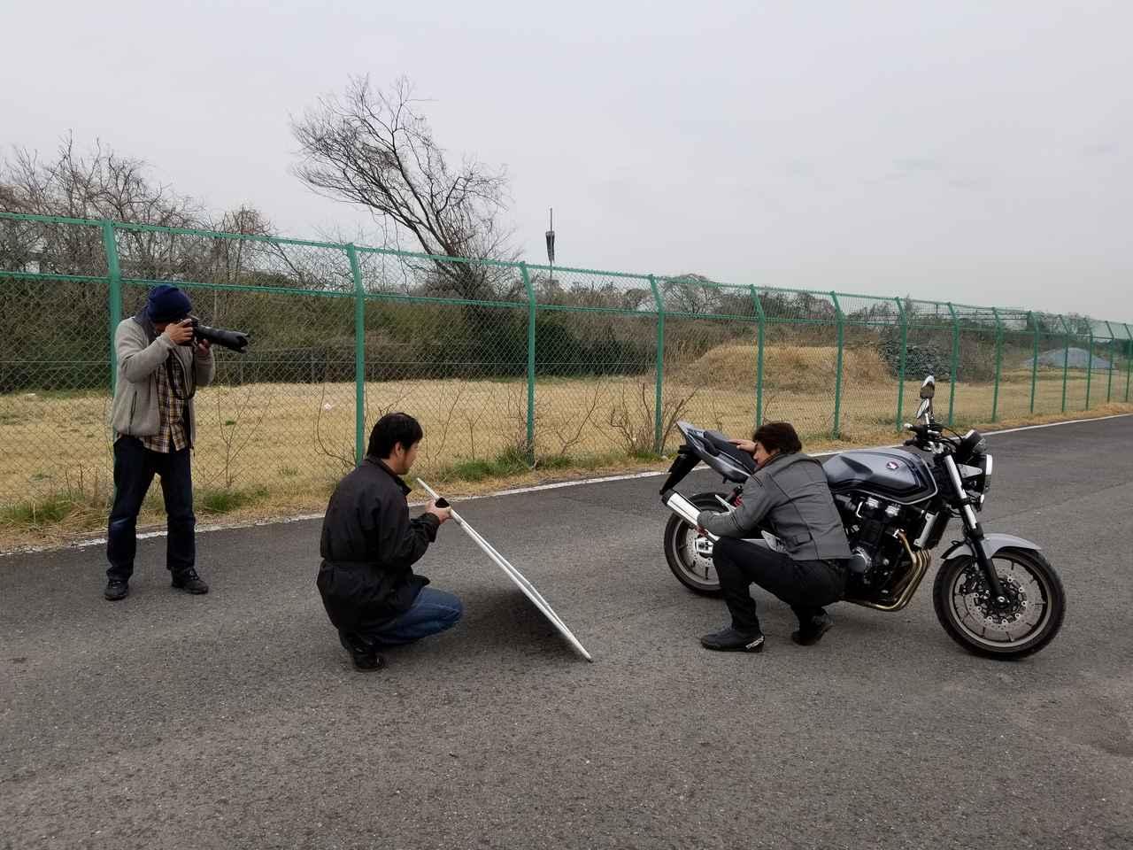 画像2: 現在発売中! 月刊オートバイ5月号のロングラン研究所は「CB1300 SUPER FOUR」です(大関さおり)