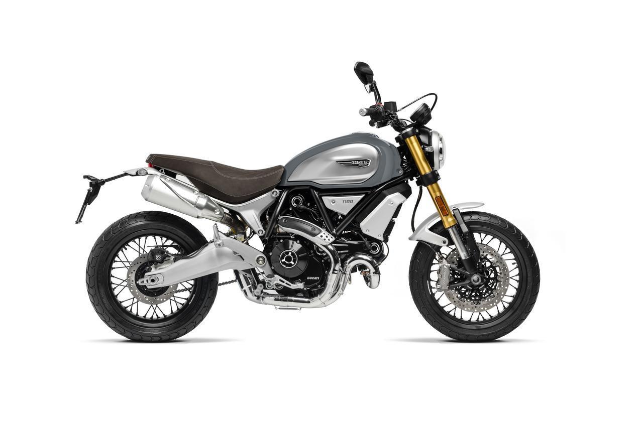 画像: Ducati Scrambler 1100 Special