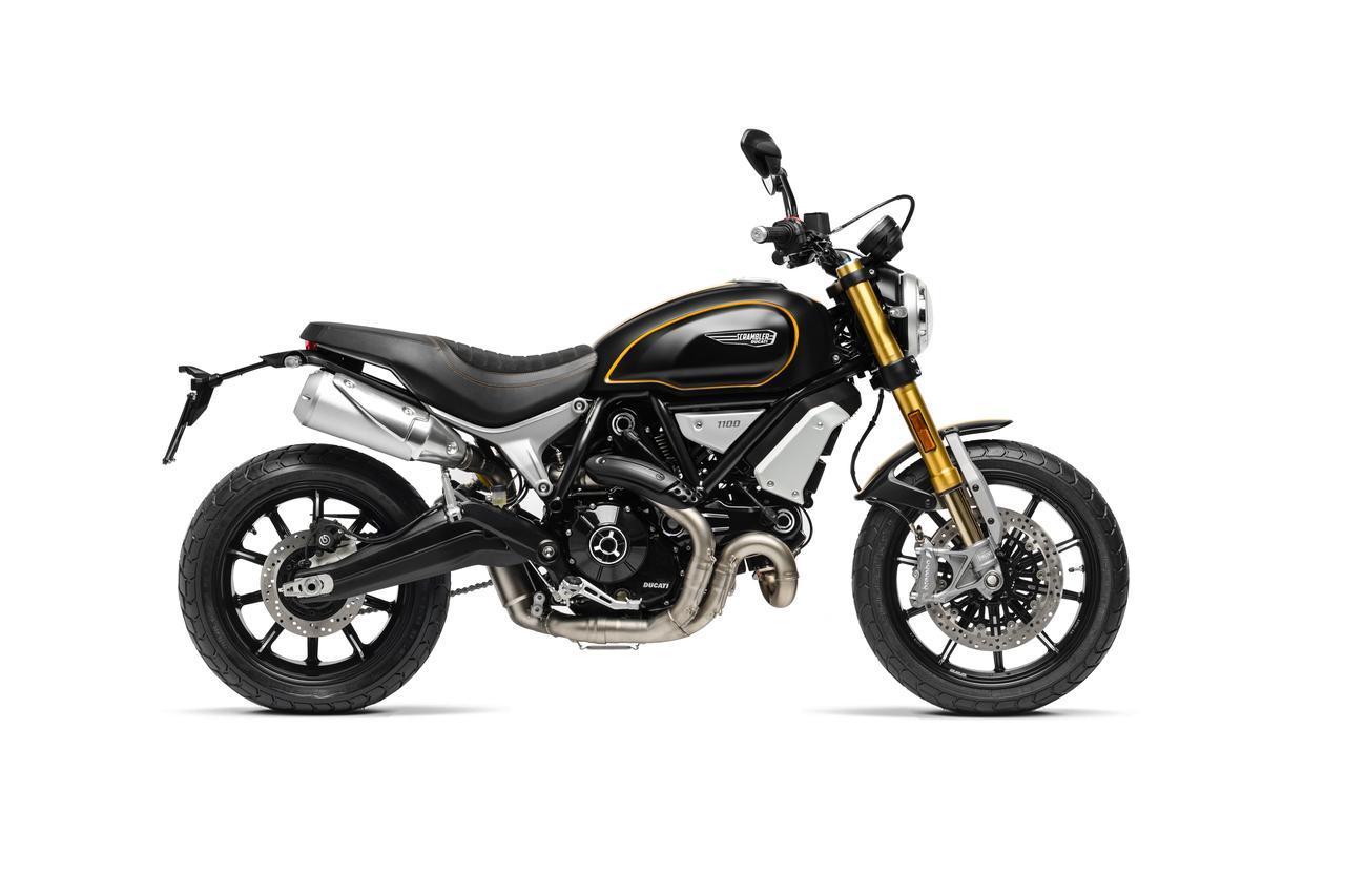 画像: Ducati Scrambler 1100 Sport