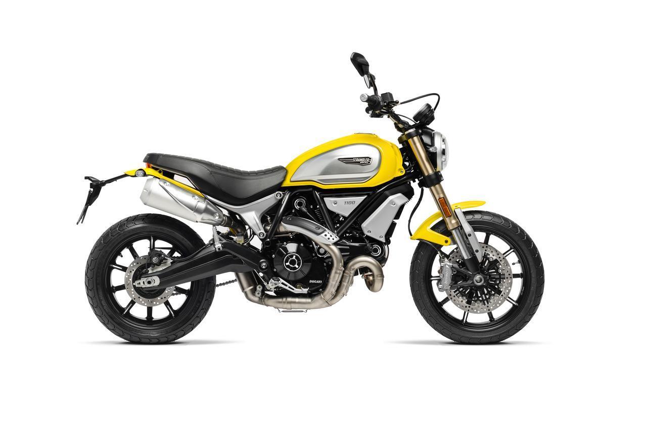 画像: Ducati Scrambler 1100