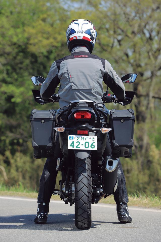 画像2: Riding Position<身長:175 cm 体重:64 kg>