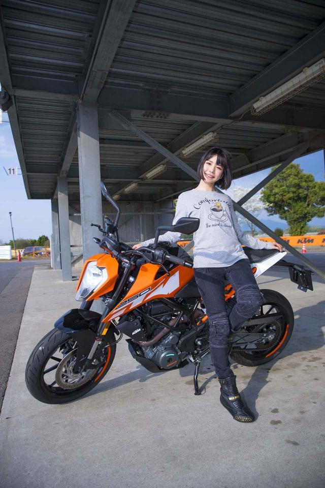 画像2: 【美環】外車オソレルコトナカレ! KTMの試乗会に行ってきたよーーヾ(≧▽≦)ノ