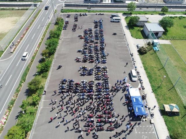 画像13: 今年は約200台が参加!【GSX-Rオーナーズクラブ 全国ミーティング】に参加してきました!(モリメグ)
