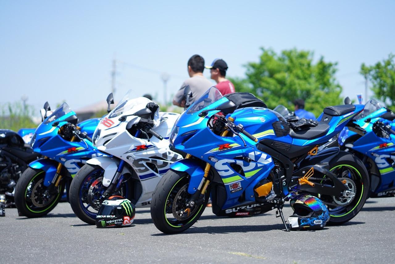 画像: GSX-R1000R