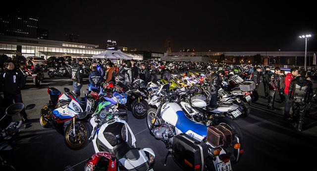 画像: Night Rider Meeting|Event|BMW Motorrad Special Information