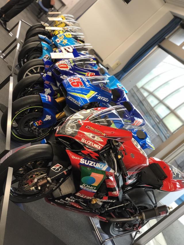 画像: ヨシムラGSX-R。鈴鹿8時間耐久優勝車