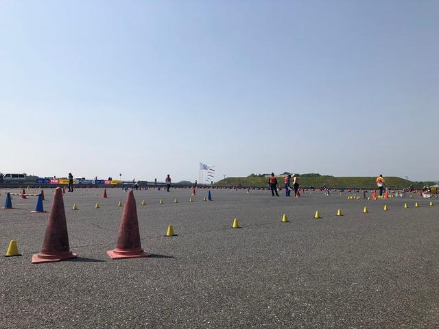 画像1: 「MFJ MOTO GYMKHANA GREAT SERIES east JAPAN」で昇格!