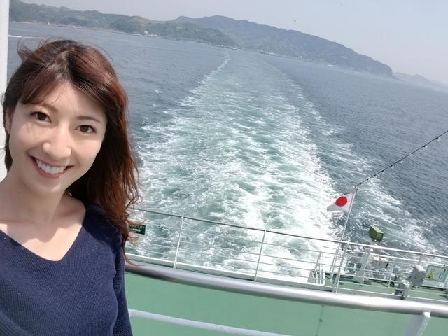 画像4: 今回は初めてフェリーに乗って東京湾1周ツーリングに行ってきました♪