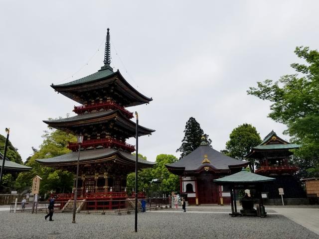 画像: 三重塔