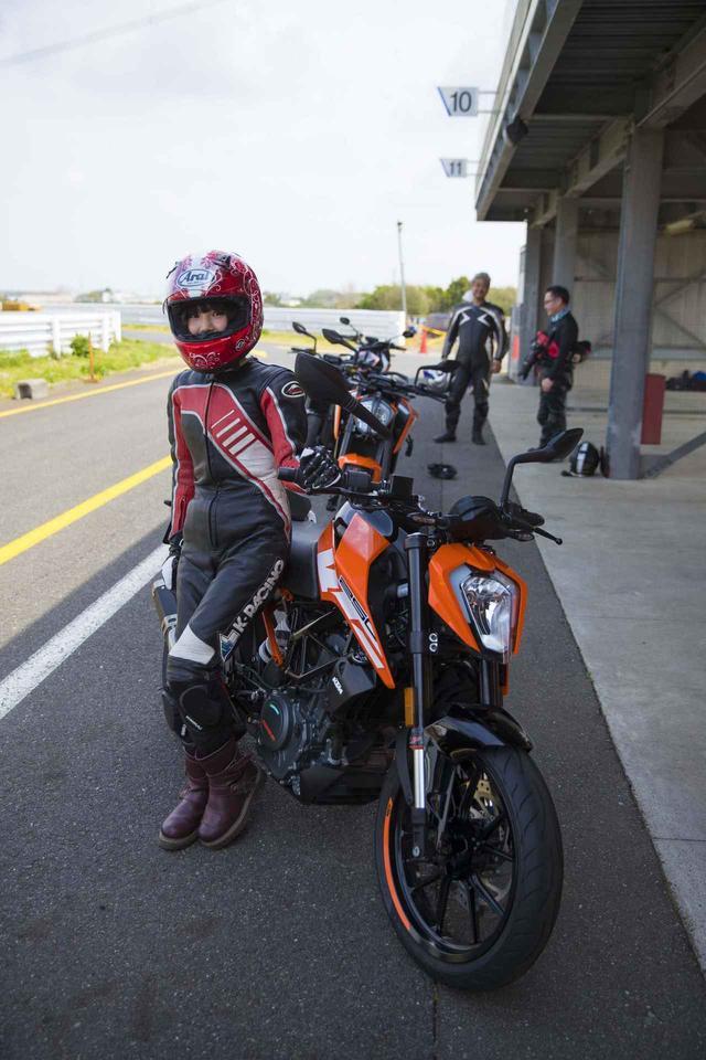 画像3: 【美環】外車オソレルコトナカレ! KTMの試乗会に行ってきたよーーヾ(≧▽≦)ノ
