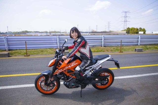 画像1: 【美環】外車オソレルコトナカレ! KTMの試乗会に行ってきたよーーヾ(≧▽≦)ノ