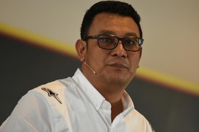 画像: アジア選手権のプロモーターであるTwoWheelsMotorRacingのディレクター、ロン・ホグさん 「アジアロードレース選手権に1000ccクラスが必要な時期が来たんです」