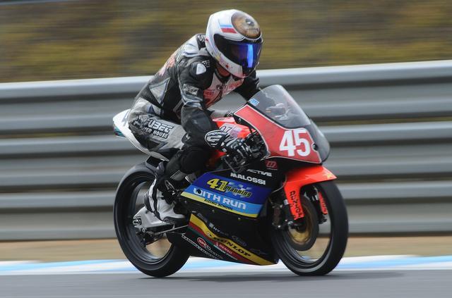 画像: 全日本J-GP3には41プランニングからエントリー 今年はアジア選手権と掛け持ちします