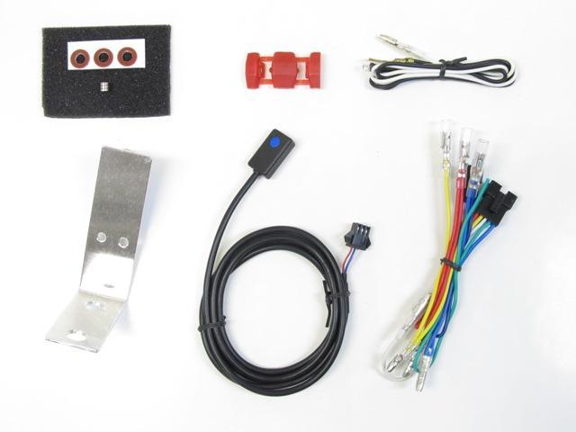 画像: HS-S54 250ガンマ専用ハーネス・キット。汎用のシフトポジションインジケーターSPI-110を使用する際に使う。