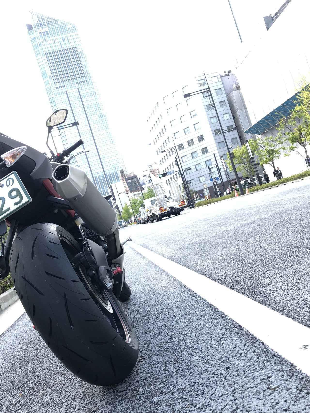 画像: 何が変わった? ダンロップの新タイヤ「SPORTMAX Roadsport2」! - webオートバイ