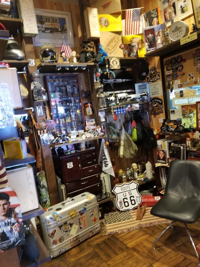 画像: とにかく色んなものがあって楽しいカフェ♪