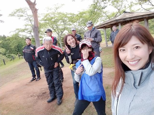 画像: 谷田部東から一緒にいった皆さん!