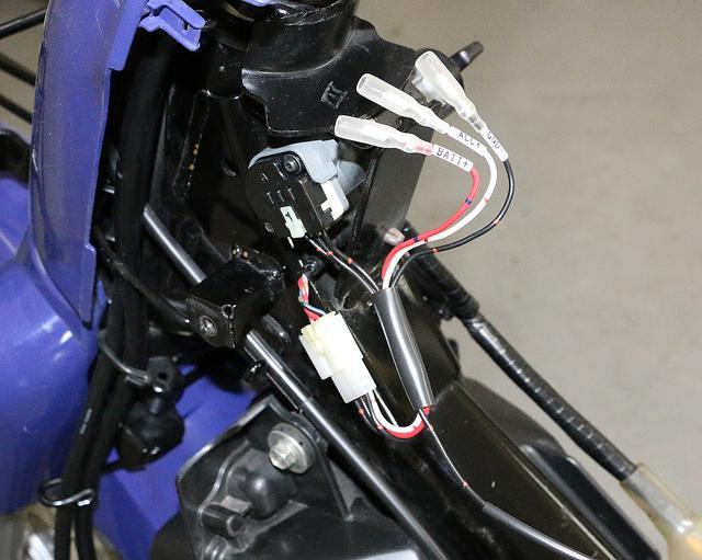 画像2: スーパーカブ 110(JA07)/ スタンダード(JA44)/カブ50スタンダードに簡単にUSB電源を