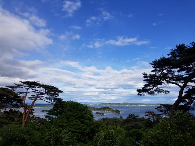 画像: ここからの景色はそんなに高くないんだけど とても綺麗でした。