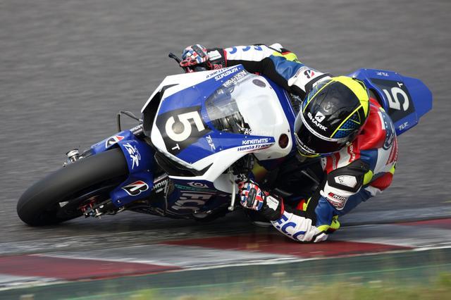 画像: TSRは世界耐久チャンピオン狙いです!