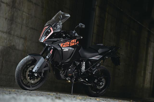 画像: KTM 1290 SUPER ADVENTURE S 1台で異種3台を所有しているような優れた万能性