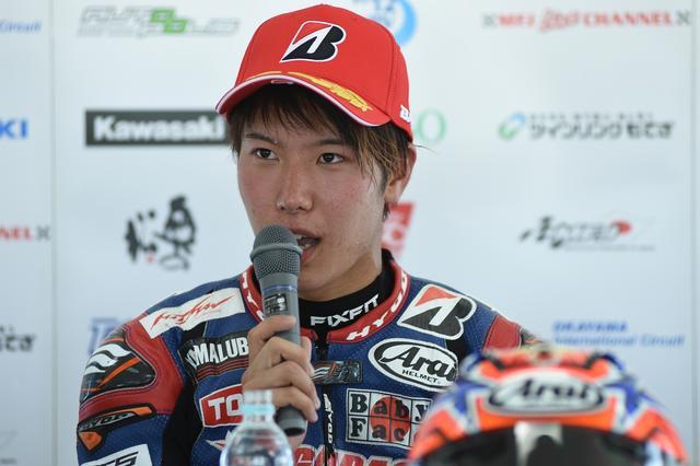 画像: 7月で19歳になる岡本ユウキ 宗和孝宏監督のもと、世界デビューも狙っています