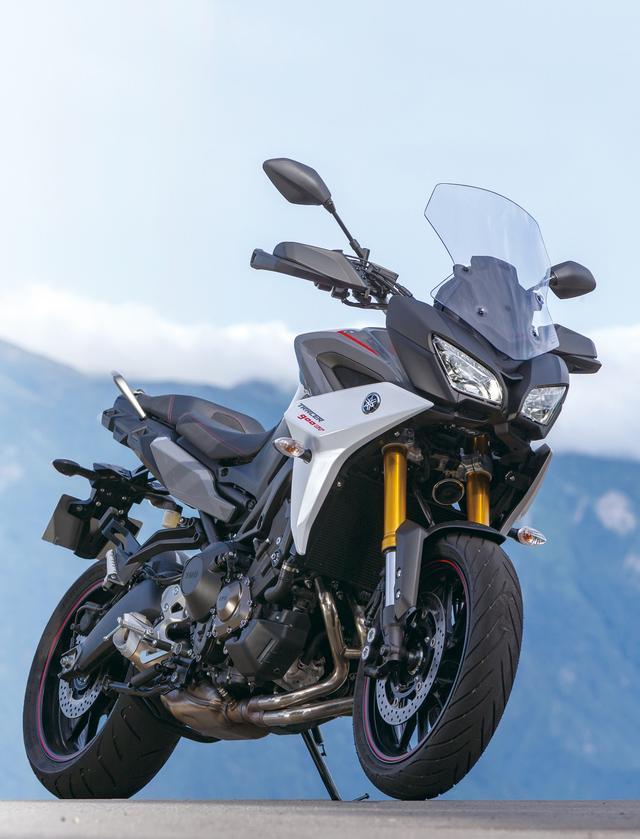 画像: YAMAHA TRACER900GT ABS 最高出力:116PS/10000rpm 最大トルク:8.9㎏-m/8500rpm 価格:119万8800円 発売:2018年6月15日