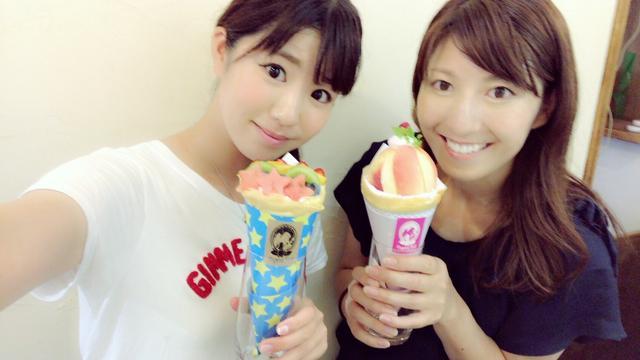 画像26: [女子部のふたツー]目指すは有名クレープ店! 猛暑の東京ツーリング!(梅本まどか 編)
