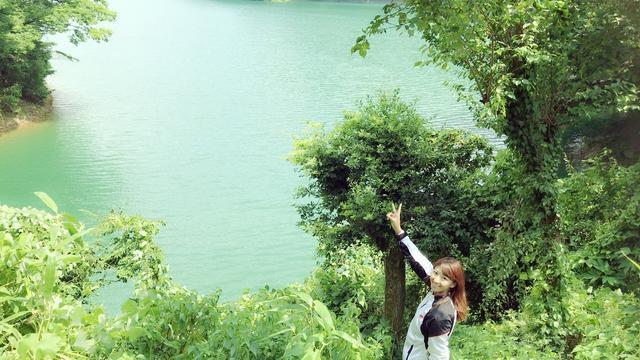 画像1: 2箇所目は「奥多摩湖」♪