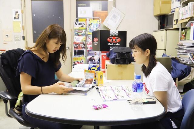 画像4: [女子部のふたツー]目指すは有名クレープ店! 猛暑の東京ツーリング!(梅本まどか 編)