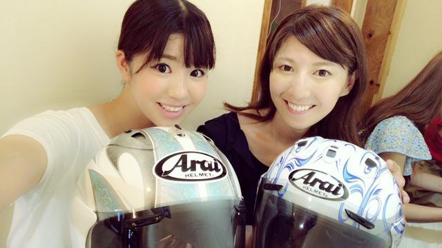 画像27: [女子部のふたツー]目指すは有名クレープ店! 猛暑の東京ツーリング!(梅本まどか 編)
