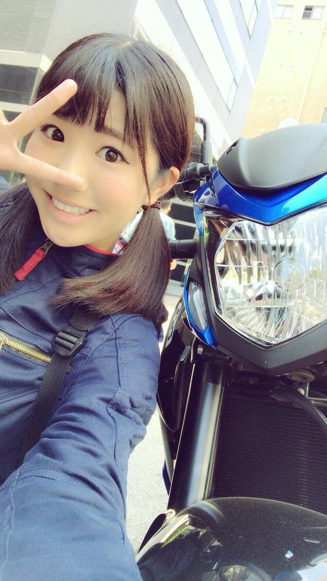 画像28: [女子部のふたツー]目指すは有名クレープ店! 猛暑の東京ツーリング!(梅本まどか 編)