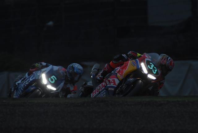 画像: 現役MotoGPライダーのすごみを見せたとは言い難かった中上 #5TSRホンダの世界耐久チャンピオン獲得はまた折を見てニュースにいたします