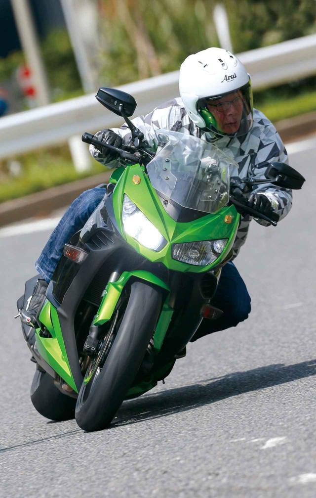 画像: 【タイヤレポート】スポーツ性能を維持する新発想タイヤ! 「DUNLOP スポーツマックス・ロードスポーツ2」(太田安治・その2) - webオートバイ