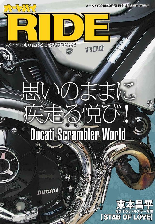 画像1: RIDEはスクランブラー1100特集!