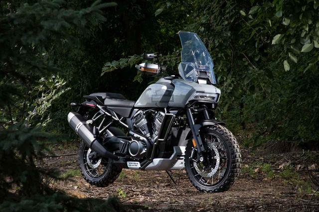 画像: 2020年に登場予定のアドベンチャー・ツーリング・モーターサイクル『Harley-Davidson Pan America™ 1250』。写真はプロトタイプ。