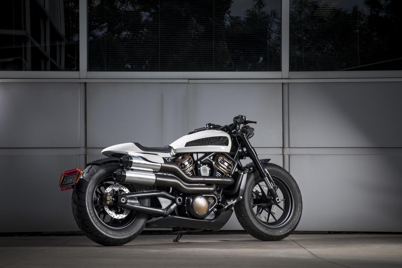 画像2: 電動、250ccクラス、アドベンチャー! ハーレーダビッドソンが新領域の次世代モデルを発表!