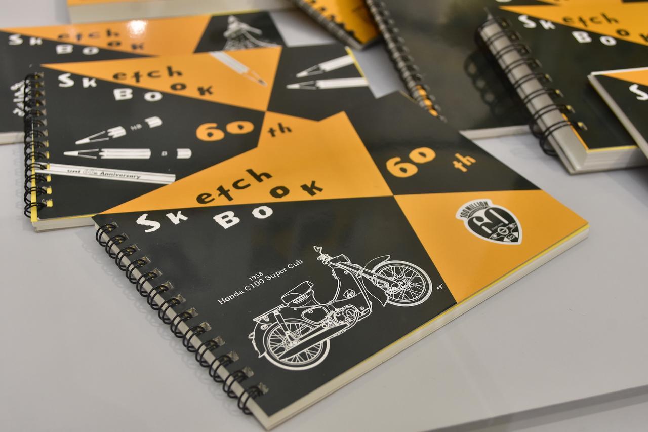 画像6: スーパーカブ60周年記念イベント開催! 展示イベント「スーパーカブと素晴らしき仲間たち」は8月24日まで!
