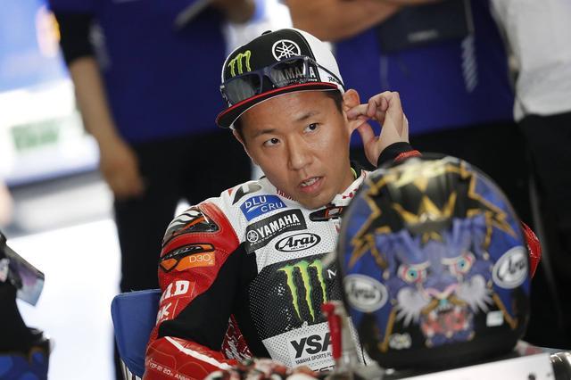 画像: 順調にレースタイムが流れていたヤマハファクトリーと中須賀 そして土曜の14時15分すぎにーー