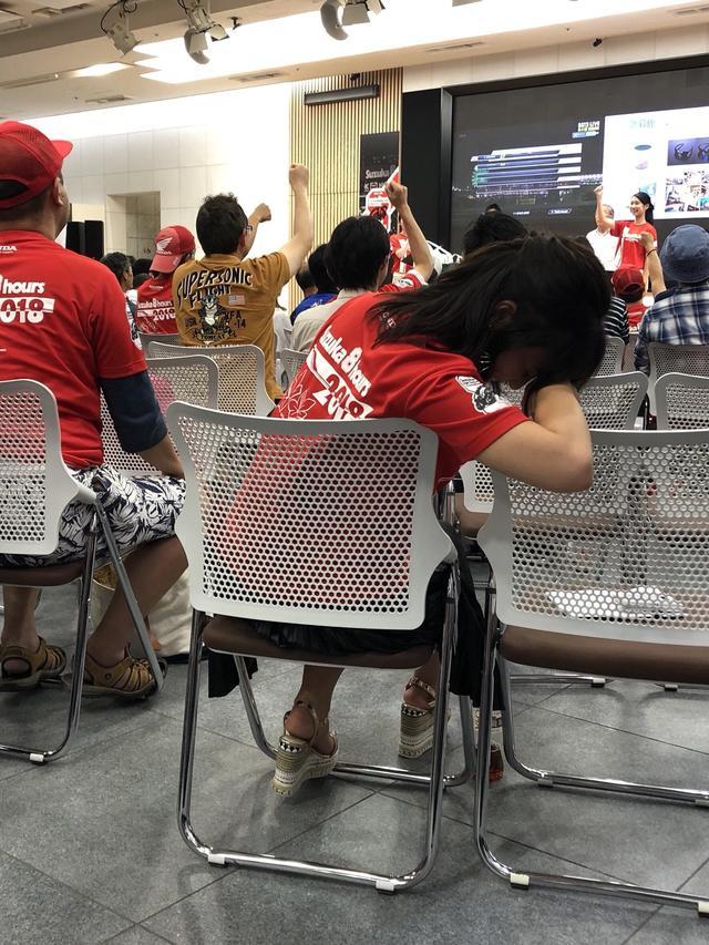 画像: じゃんけん大会は残念な結果でした…。