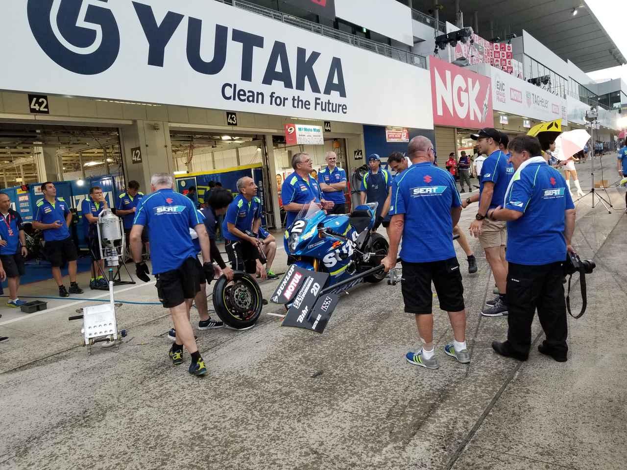 画像: #2 SUZUKI ENDURANCE RACING TEAM