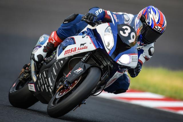 画像: 酒井選手が所属したBMW Motorrad39は、外国車勢としてはトップの総合13位で決勝レースを終えた。