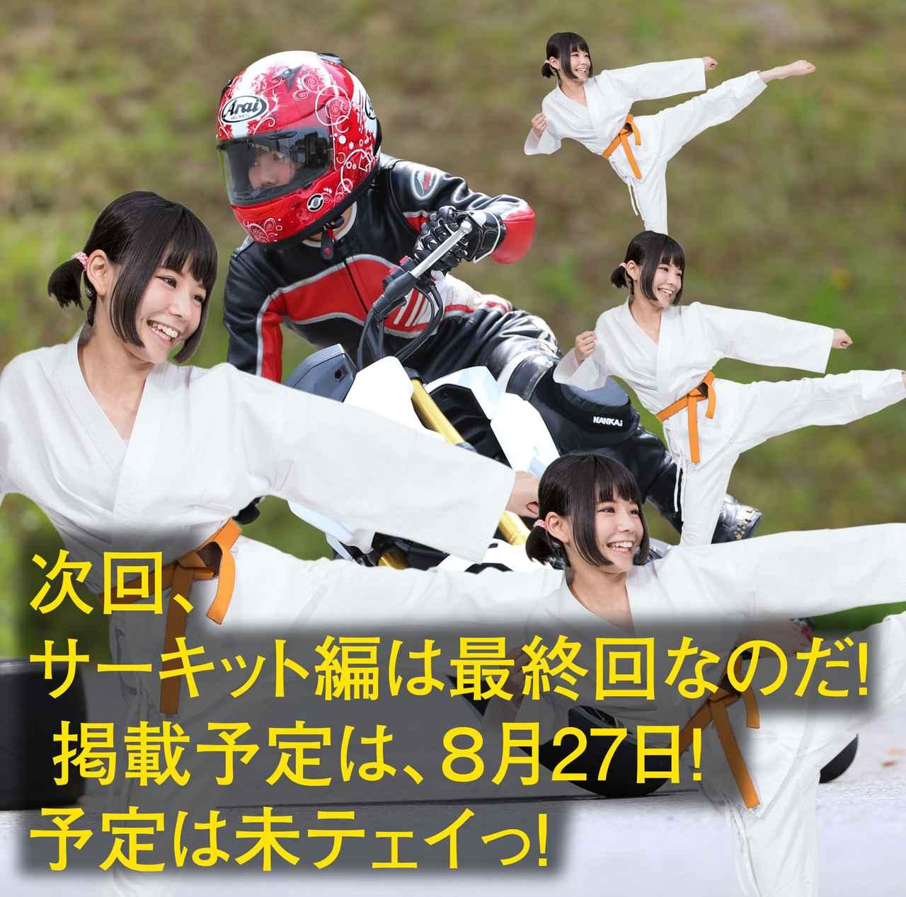 画像: そして、バイクをトランポに積むにはラダーっていうこんなハシゴが必要になってくるよー ↓↓↓↓