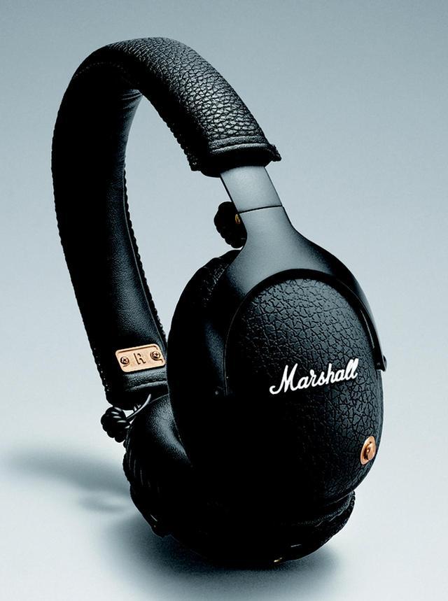 画像: Marshall社製ヘッドホン「MONITOR Bluetooth」
