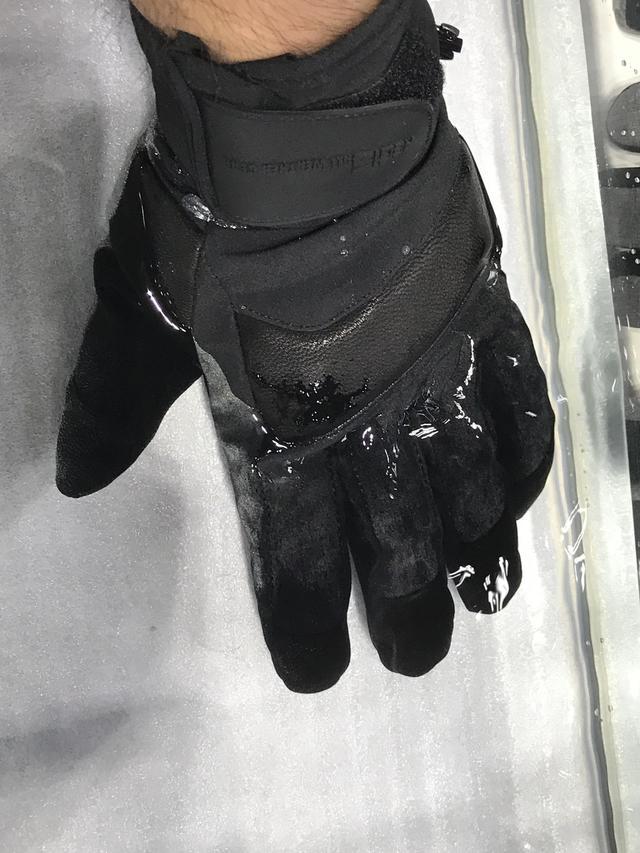 画像2: WARM LEATHER 防水防寒手袋(1900円)
