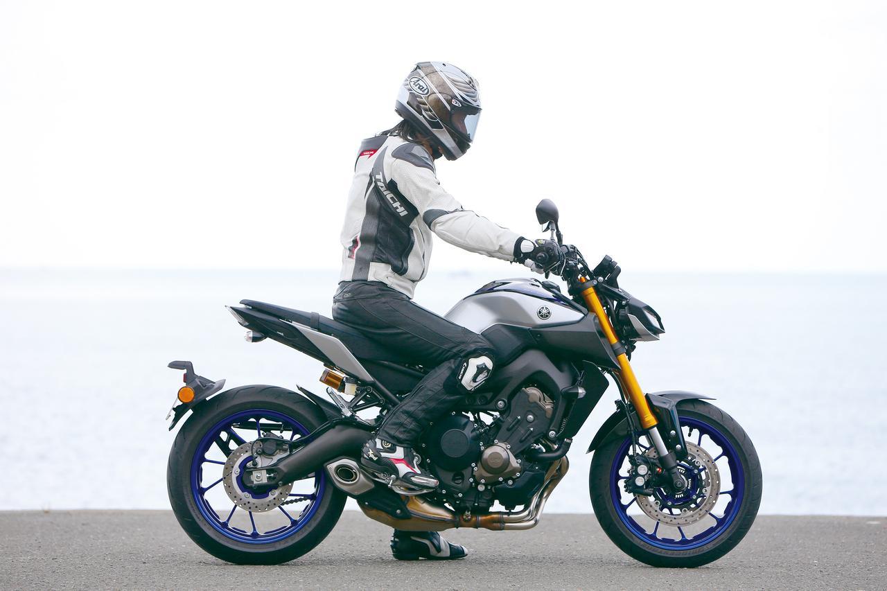 画像: 最高出力:116PS/10000rpm 最大トルク:8.9㎏-m/8500rpm 価格:111万2400円 発売:2018年3月20 www.yamaha-motor.co.jp