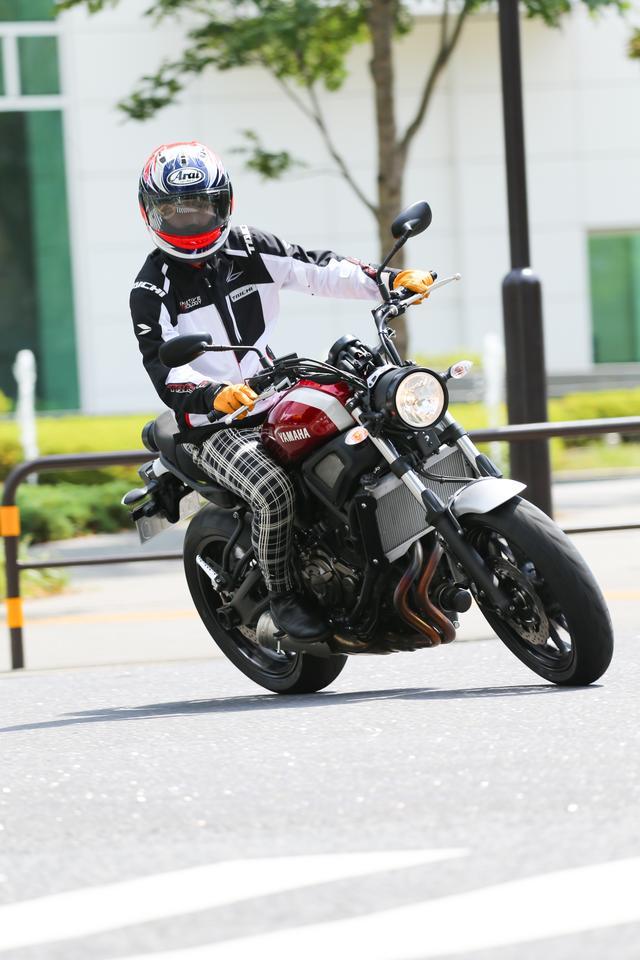 画像3: 愛車のヤマハXSR700に装着して、大事に走っております!
