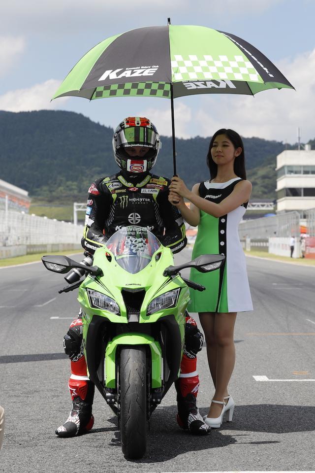 画像: オートポリスの全日本RRで鮮烈デビュー! デモランライダーはなんとジョナサン・レイ!