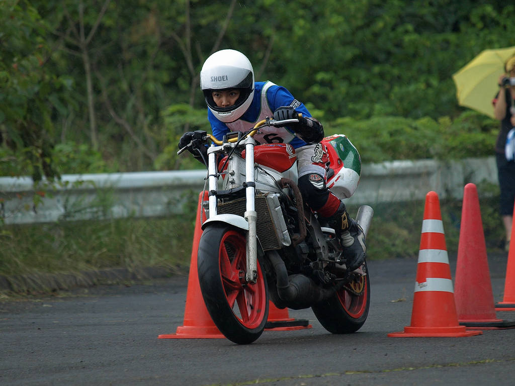 画像: タイヤナビライスポカップジムカーナ大会公式サイト